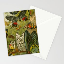 Papillons  Stationery Cards