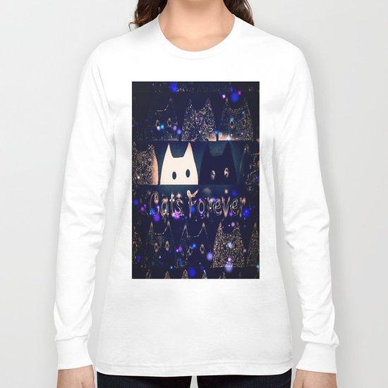 cats-62 Long Sleeve T-shirt