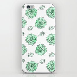 PATTERN II Succulent Life iPhone Skin
