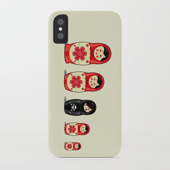 The Black Sheep iPhone Case