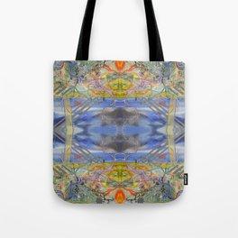 HYPER DIMENSION Tote Bag