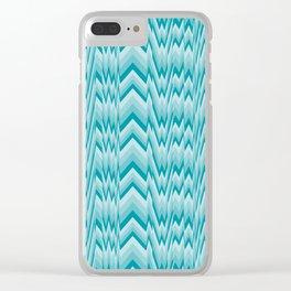 Crazy Tide Clear iPhone Case