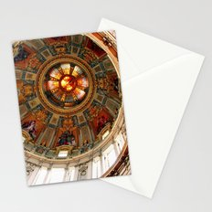 Church in Berlin Stationery Cards