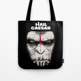 Hail Caesar Tote Bag