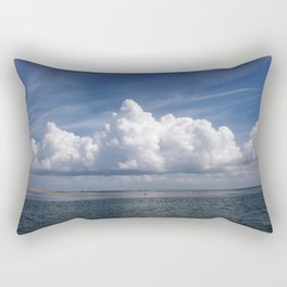 Ferry View Rectangular Pillow