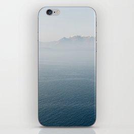 Santorini - Caldera II iPhone Skin