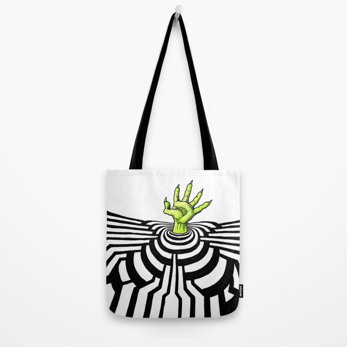 Ripplescape #1 Tote Bag