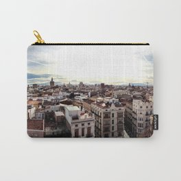 A Walk Across The Rooftops Carry-All Pouch