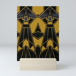 Abstract #635 Mini Art Print