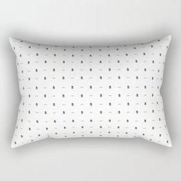 Potatoes and Molasses Rectangular Pillow