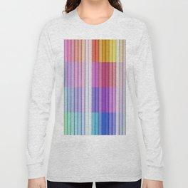 color bar Long Sleeve T-shirt