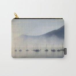 Calm In The Harbor Carry-All Pouch