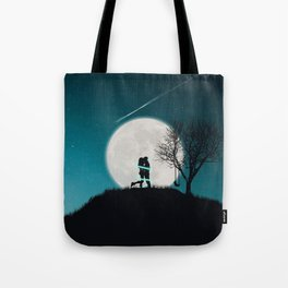 Moon of Love Tote Bag