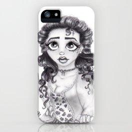 Veronica iPhone Case