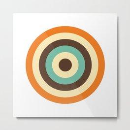 Target VII Metal Print