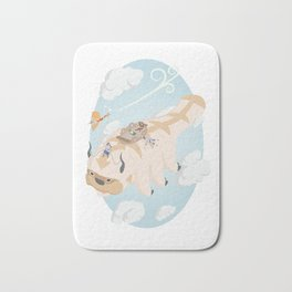 Avatar: The Last Airbender Isometric Artwork Bath Mat