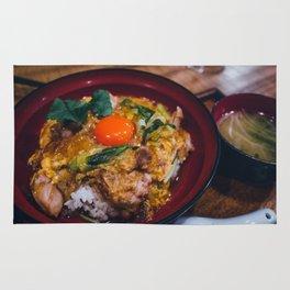 Oyakodon - Japan always in your hands Rug