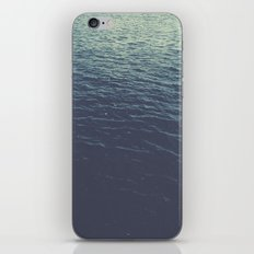 On the Sea iPhone & iPod Skin