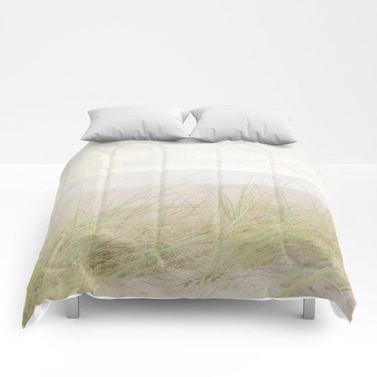 Pale Beach Comforters