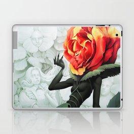 Alice in Wonderland Rose Laptop & iPad Skin