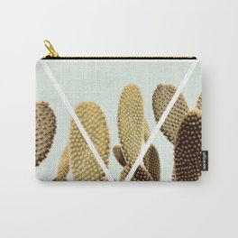 Cactus geometry Carry-All Pouch