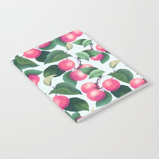Tropical Fruit V2 #society6 #decor #buyart Notebook