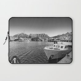 Victoria and Alfred Waterfront in Cape Town, South Africa Laptop Sleeve