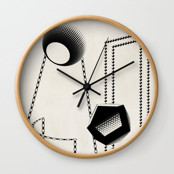 A.I. Wall Clock