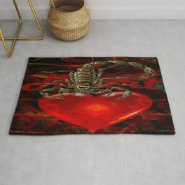 Nature's Heart Sting Rug