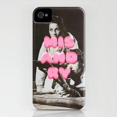 ♡ MISANDRY ♡ Slim Case iPhone (4, 4s)