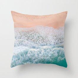 Sea 11 Throw Pillow