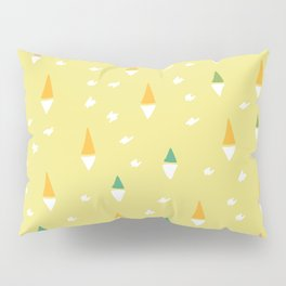 Happiness In Shapes 4 Pillow Sham