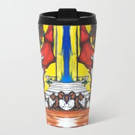Battlefield Bull Travel Mug