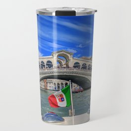 Rialto Bridge Travel Mug