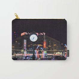 The fast passage of time during the Christmas period Carry-All Pouch