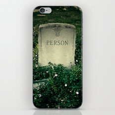 Unnamed iPhone & iPod Skin