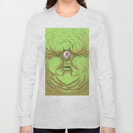 Pucker Long Sleeve T-shirt