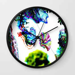 Colours in the Wind from bywhacky's Kettfest Wall Clock