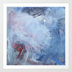 Abstract '10 Art Print