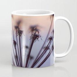 Hazy flower Coffee Mug