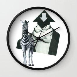 Go ahead Wall Clock