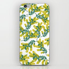 Australian Wattle iPhone Skin
