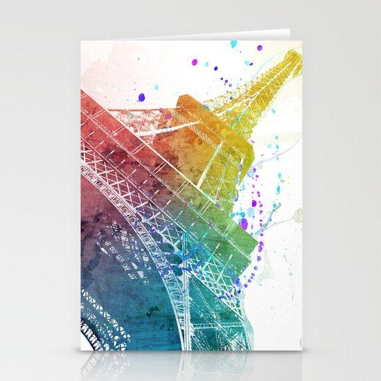 Paris je t´aime.. Stationery Cards