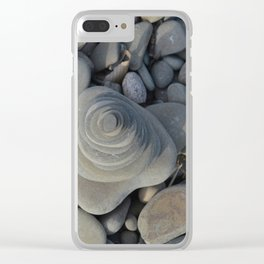 Concentric Clear iPhone Case