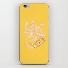 Hydrating lotion iPhone & iPod Skin