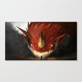 Kingslayer Canvas Print
