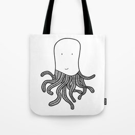 Orlando Octopus Tote Bag