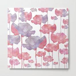 Flower Carpet 89 Metal Print