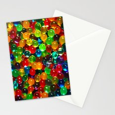 Color Balls Stationery Cards
