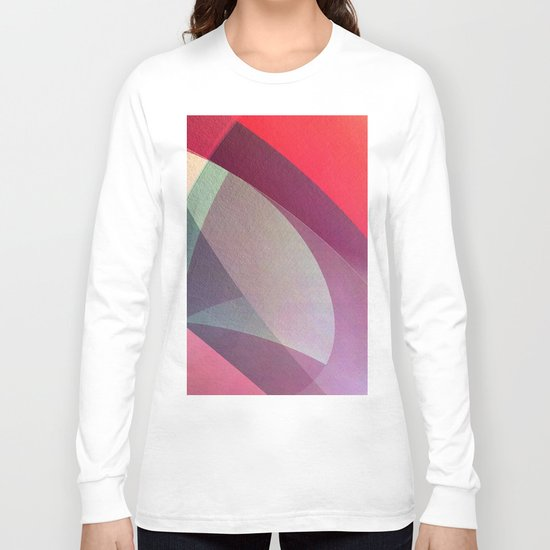 Abstract 2017 025 Long Sleeve T-shirt
